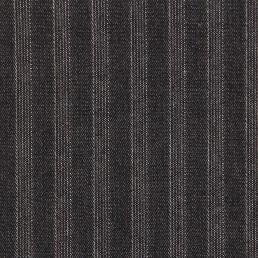2. Black-grey striped denim
