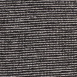 24b. Grey-black thin horizontal line tweed