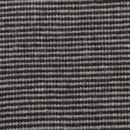 24c. Grey-black thick horizontal line tweed