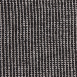 24d. Grey-black thick vertical line tweed