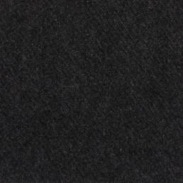 25. Dark grey plain tweed