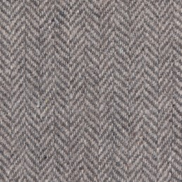 27. Grey herringbone tweed