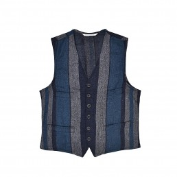 Cobbler waistcoat by sustainable clothing brand Lanefortyfive