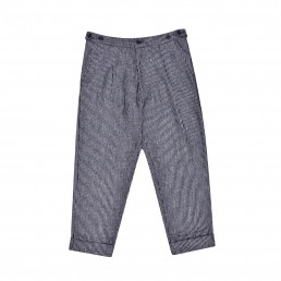 Sepoy trousers by sustainable clothing brand Lanefortyfive