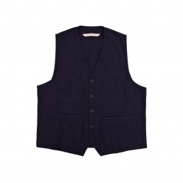 Mason waistcoat by sustainable clothing brand Lanefortyfive