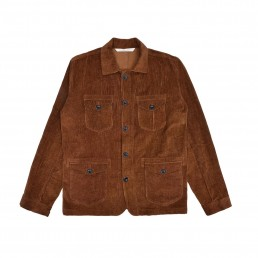 Sarge jacket by sustainable clothing brand Lanefortyfive