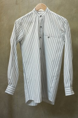 Bondurant | LaneFortyfive Open front shirt