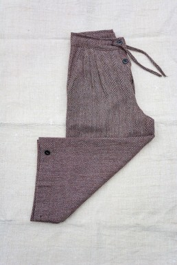 Gather II | LaneFortyfive Trouser 6