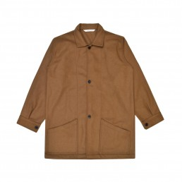 Hardy jacket by sustainable clothing brand Lanefortyfive