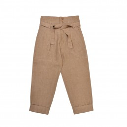 Pantaloni1 trousers by sustainable clothing brand Lanefortyfive
