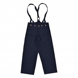 Pantaloni4 trousers by sustainable clothing brand Lanefortyfive