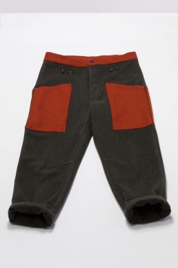 Lanefortyfive woollen trousers