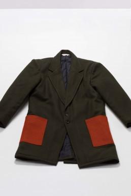 Lanefortyfive woollen coat
