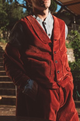 Sven waistcoat