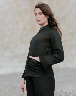 zwart 4 - shirt