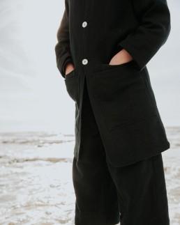 musta 1 - coat