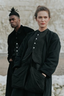 qora 2 - waistcoat
