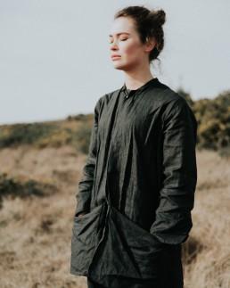 zwart 3 - shirt
