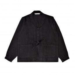 Musta3 jacket by sustainable clothing brand Lanefortyfive