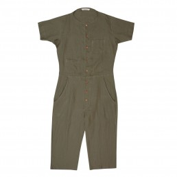 M502 onesie by sustainable clothing brand Lanefortyfive