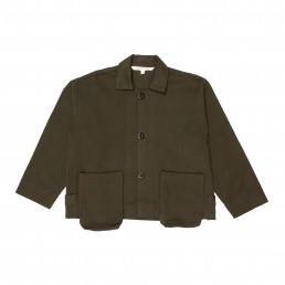 Dilacio3 jacket by sustainable clothing brand Lanefortyfive