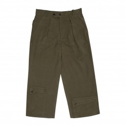 Frestun1 trousers by sustainable clothing brand Lanefortyfive