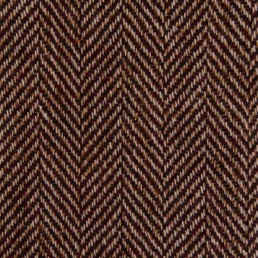 Maroon herringbone tweed Lanefortyfive