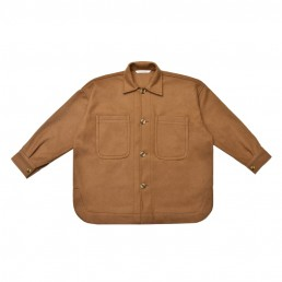 CJ01/ Oversized Shirt-jacket lanefortyfive