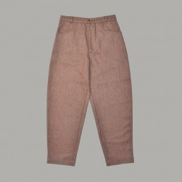 CT03/ Pipe trousers