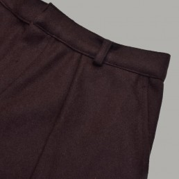 CT01/ Pleated bag trousers lanefortyfive