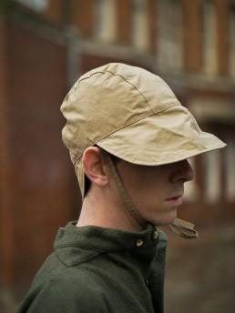 Anglar2 smock Enter hoodlums Lanefortyfive sustainable ethical clothing