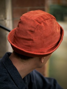 Fishrman hat Enter hoodlums Lanefortyfive sustainable ethical clothing