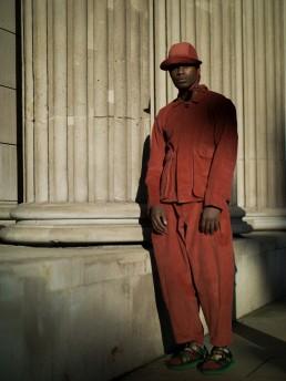 Dilacio1 jacket Enter hoodlums Lanefortyfive sustainable ethical clothing