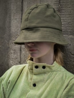 Anglar2 smock Enter hoodlums Lanefortyfive sustainable ethical clothing
