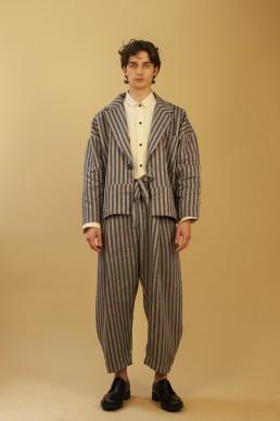 SB1 linen jacket Lanefortyfive