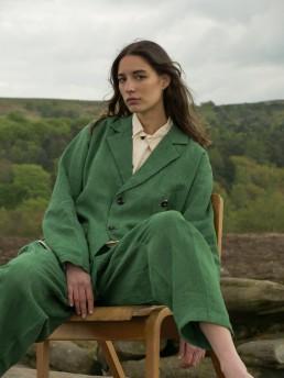 Molori4 Jacket and Lora2 Trousers Lanefortyfive